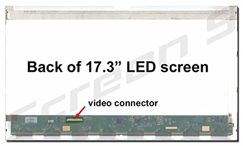Dell INSPIRON 17R 5737 Replacement Screen for Laptop LED HDplus Matte (Inspiron 17r Screen)