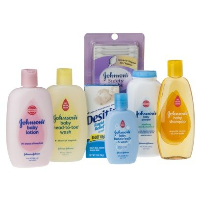 Johnson Bathtime Gift Set S Essentials Baby New Care Skin