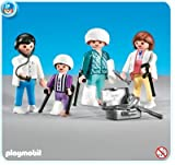 Playmobil Medical Team and Patients