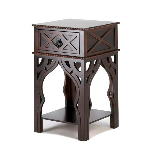 Amazon Com Moroccan Style Side Table Home Amp Kitchen