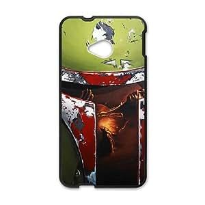 HTC One M7 Cell Phone Case Black Star Wars SLI_760366
