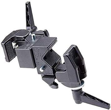 Manfrotto Doppel Super Clamp 90 Kamera
