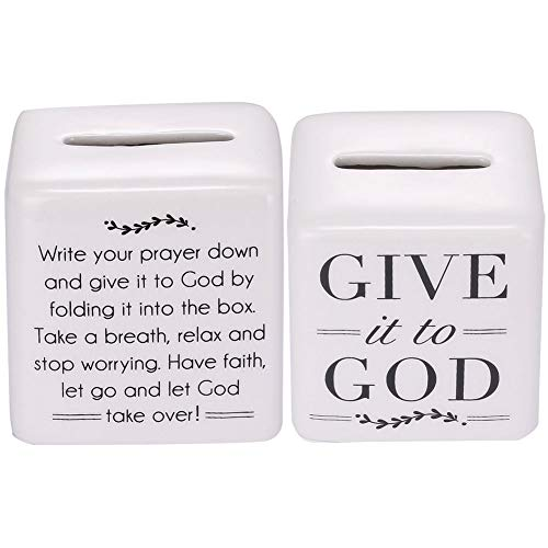 Prayer Box-Give It To God (2.5