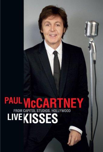 DVD : Paul McCartney - Live Kisses (DVD)