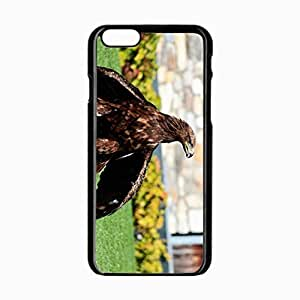 iPhone 6 Black Hardshell Case 4.7inch grass extraction Desin Images Protector Back Cover