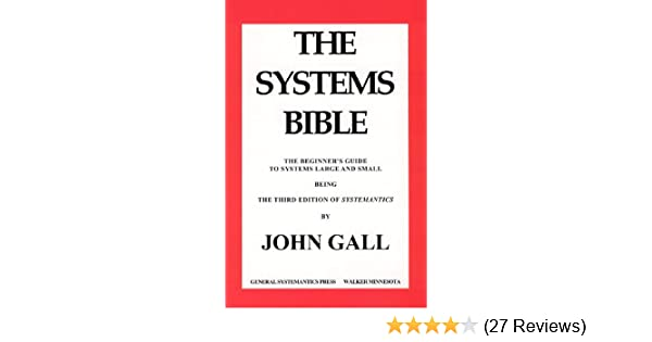 systemantics the systems bible kindle edition by john gall d h rh amazon com Basic Electrical Safety Basic Power Tool Safety
