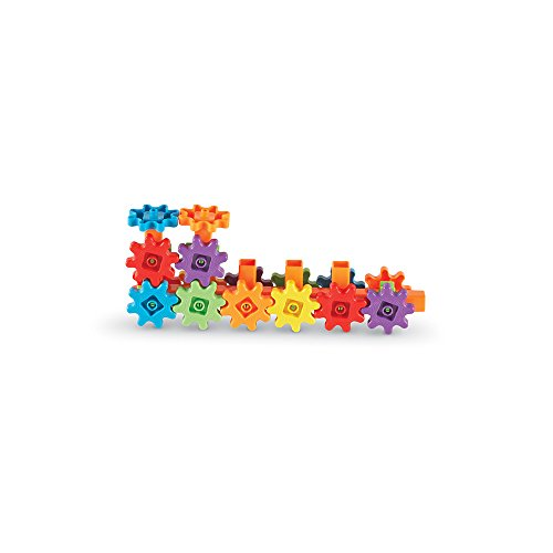 Learning Resources Gears! Gears! Gears! Starter Building Set, 60 Pieces by Learning Resources (Image #5)