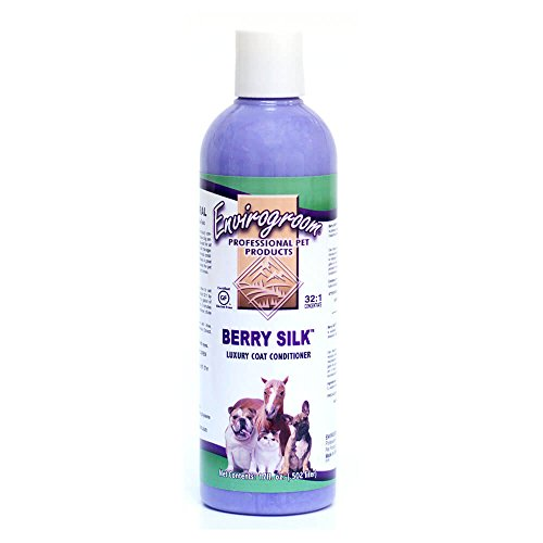 Image of Envirogroom Berry Silk Conditioner 17oz