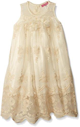 Buy ivory cape dress - 7