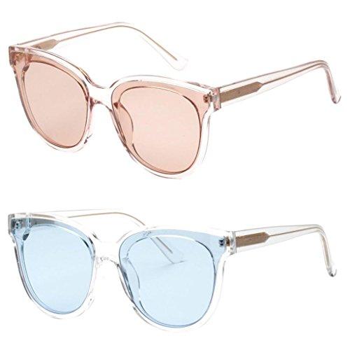 Chahua Men's sunglasses retro high gloss lunettes fashion homme roulant miroirs dans le lunettes optiques HD3ZftZuCd