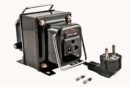 Simran THG-5000 5000W CE Certified  Voltage Transformer Conv