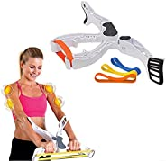 Resistance Exercise Band,Wonder Arm Upper Body Workout Machine,Wonder Bras,Resistance Force Fitness Equipment,