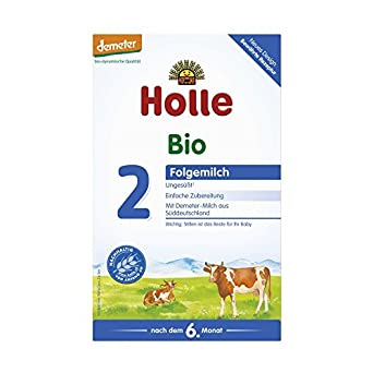 Holle Bio Bio-Folgemilch 2 (6 x 600 gr)