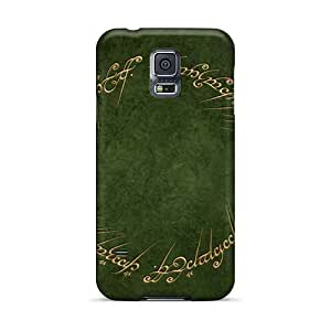 JacquieWasylnuk Samsung Galaxy S5 Scratch Resistant Hard Phone Cases Support Personal Customs HD Lord Of The Rings Pictures [unm16428bMmz]