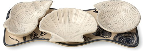 Boston International 4-Piece Tidbit Bowl - Tidbit Tray Set Shopping Results