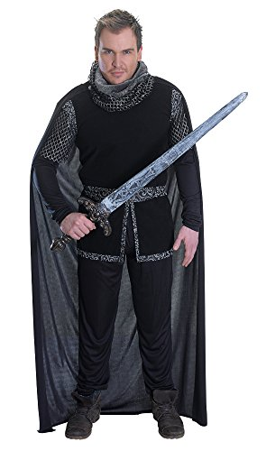 Bristol Novelty AC705 Sheriff of Nottingham Costume, 44-Inch -