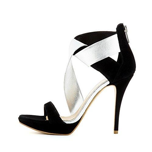 Evita Schoenen Valeriaanzuur Dames Sandalette Combinatorische-kalfsleer 2