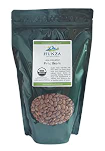 Hunza Organic Pinto Beans (2 lbs)