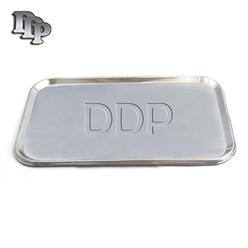 DDP FLAT TYPE INSTRUMENT TRAYS HEIGHT : 19'' by DDP (Image #1)