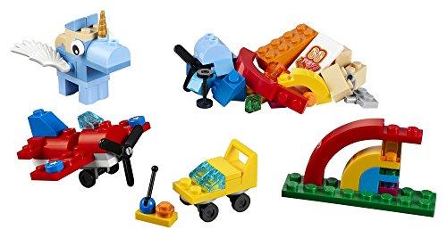 LEGO Classic Rainbow Fun 10401 Building Kit (85 Piece) (Safari Tile)