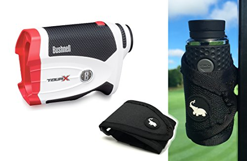 bushnell-tour-x-golf-rangefinder-with-magnetic-cart-mount-black-bundle-includes-golf-laser-rangefind