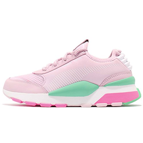 PUMA Men RS-0 Play, Win Orchid-Biscay Green White WIN ORCHID-BISCAY GREEN-PUMA WHITE