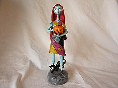 "Disney's / Tim Burton's the Nightmare Before Christmas "" Sally "" 12"" Resin Figure / Figurine Statue"