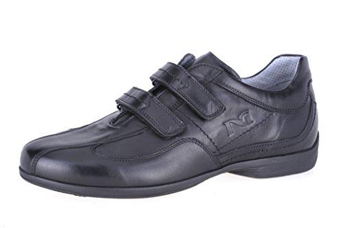 40 Chaussures ville pour Nero Noir Nappa Nero noir à lacets homme Giardini de g51nqvRw
