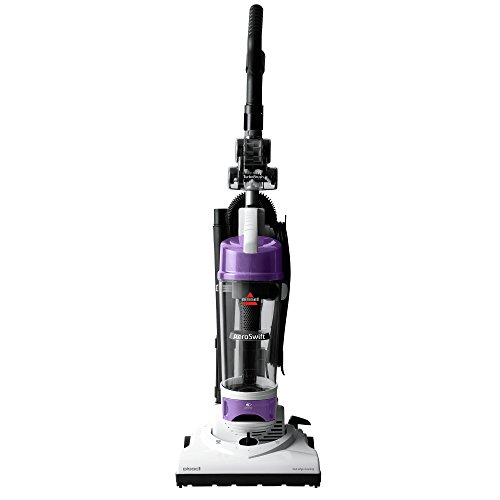 Bissell AeroSwift Compact Lightweight Bagless Vacuum, Purple