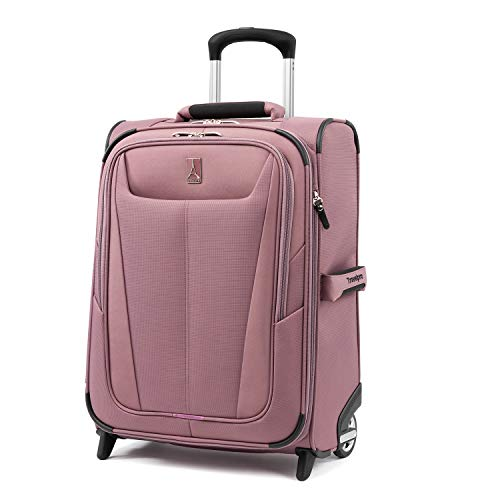 Travelpro Luggage Expandable International Carry-On, Dusty Rose