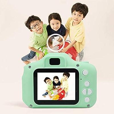 Rodalind HD Screen Chargable Digital Mini Camera Kids Cartoon Cute Camera Toys: Toys & Games