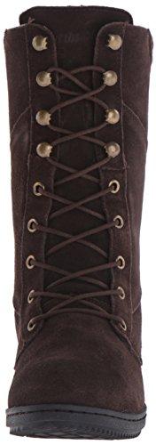 Womens Womens Northside Cece Insulated Boot Fashion Northside Waterproof Brown Dark wEwadrq