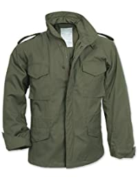 "Surplus Men's Designer-Jacket ""M65 Feldjacke"" Olive"