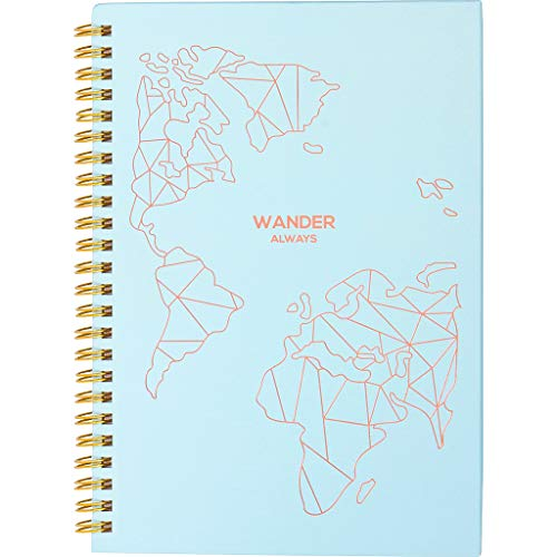 Travel Planner Journal Notebook Vacation product image