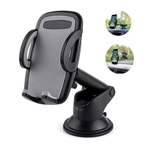 - Cell Phone Holder for Car, Yostyle Car Dashboard & Windshield Phone Mount Holder Cradle for iPhone X/Xs/XR/Xs Max/8/8Plus/7/6s,Galaxy S10/S9/S8/S7/Note 8 9,LG, Nexus, Sony, Nokia,BlackBerry and More