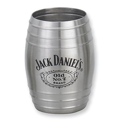 Jack Daniels 2 Oz Fass Schuss Glas Amazonde Schmuck