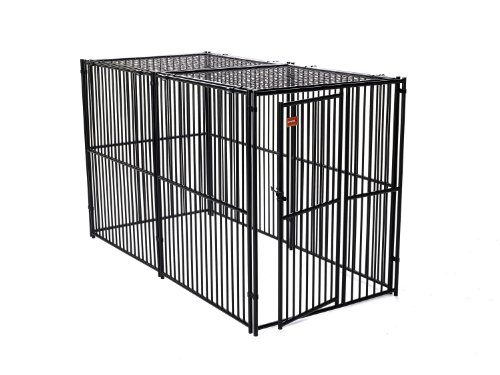 tyle Modular Kennel with Predator Top, 6 by 5 by 10-Feet (Kennel Top)