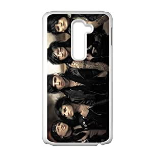 black veil brides Phone Case for LG G2