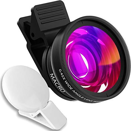 Camera Lens,2-in-1 180