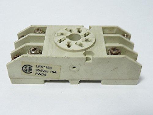 - Broyce Control FWD8 Octal Relay Socket 8 Pin