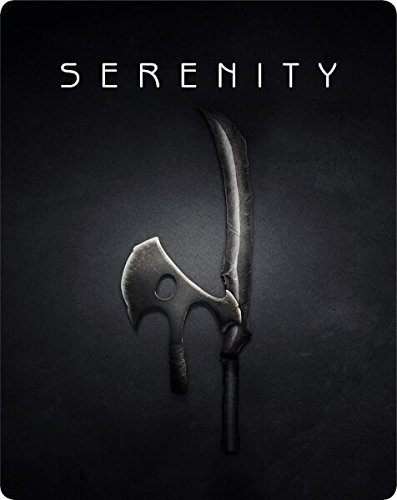 Serenity - [Limited Edition Steelbook] [Blu-ray]