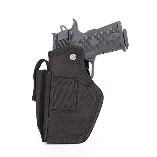 DEWO IWB Holster for Concealed Carry Pistol for S&W M&P Shield All Similar Sized Handguns (Sw-lager)