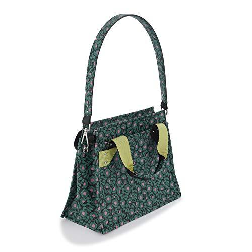 Orla Kiely – axelrem – smaragd
