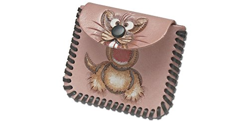 Tandy Leather Small Change Coin Purse Kit 4107-00