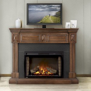 Napoleon NEFP29-1215BW The Braxton Mantel Package Comes with 29