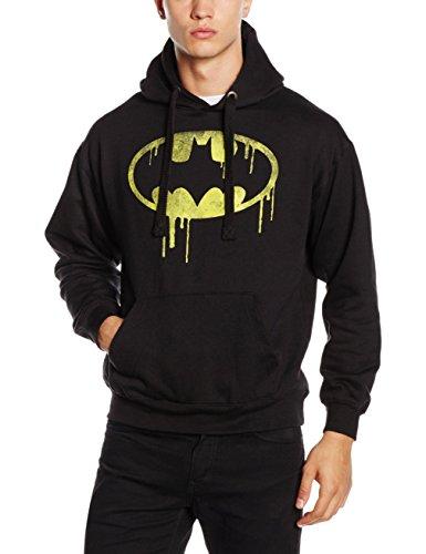 DC Comics Batman Dripping Logo, Camiseta para Hombre: Amazon.es: Ropa y accesorios