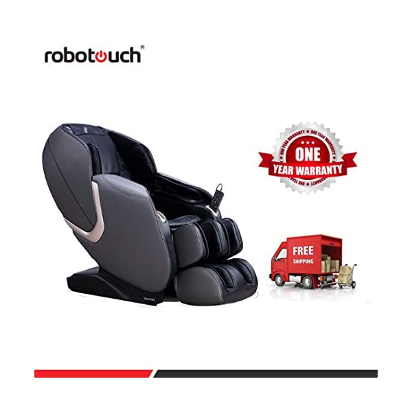 415m5iSMUjL Robotouch Urban Full Body Massage Chair (Black)