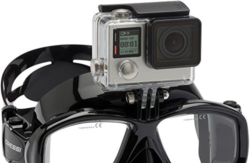 Mascara de buceo para GoPro 1