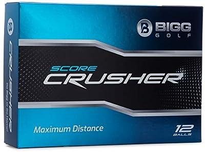 Score Crusher Golf Balls - 1 Dozen