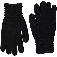 Steve Madden Women's Lurex Zip Zag Itouch Glove